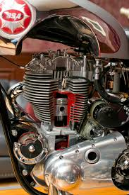 bsa gold star cutaway motorcycle oilysmudges