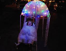 Purple Halloween Costume Ideas 16 Incredibly Clever Halloween Costumes For Wheelchair Users