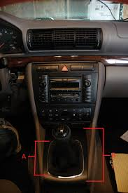 2001 audi a4 interior how to change shifter boot on an 01 audi a4 quattro b5