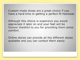 Shoes For Comfort Custom Made Shoes For Comfort And Health Benefits
