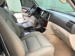 xe lexus ma vang da ban exus lx470 đklđ 2008 màu vàng cát xe trùm mền sàn giao