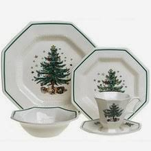 dr dinnerware nikko christmastime and happy holidays retired