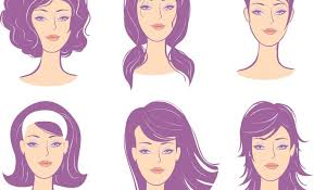 hair styles for head shapes top hairstyles for different face shapes trending dubai