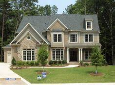 video how to choose exterior stone and paint color combos