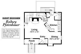 Victorian Home Floor Plan Victorian House Plans Langston 42 027 Associated Designs