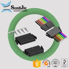 molex jst power female housing 3mm connector 2 3 4 5 6 7 8 9 10 11