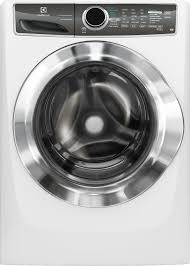 Washer Capacity For Queen Size Comforter Electrolux Efls617siw Front Load Lux Care Washing Machine Review