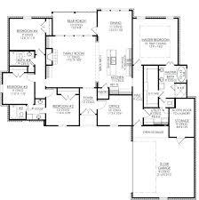 4 bedroom floor plan house plans 4 bedroom 4 bedroom floor plans inspirational ranch