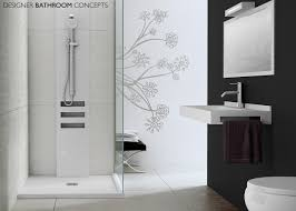 fiora silex designer made to measure framed shower trays sep11070d