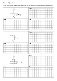 plans and elevations full lesson by tracyldavis teaching