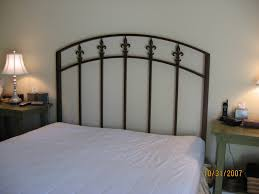 wrought iron headboards trends and coaster home furnishings metal