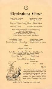 thanksgiving thanksgivingner menu suggestionsthanksgiving ideas