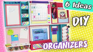 6 diy ideas wall organizers apasos crafts diy youtube