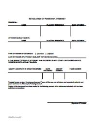 Fill In The Blank Resume Template Power Of Attorney Form Free Download Create Edit Fill Print