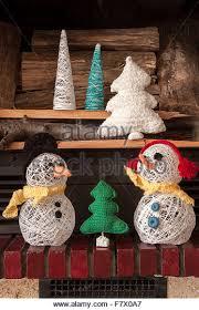 Some Christmas Decorations - christmas decorations and snowmen stock photos u0026 christmas