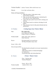 pattern maker resume essay benefit of watching television bloodfin sle resume for