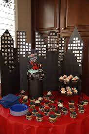 Halloween Birthdays by 71 Best Spiderman Party Images On Pinterest Spiderman Birthday