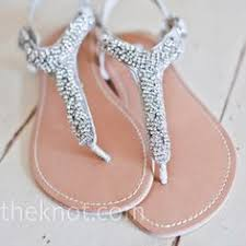 bridesmaid sandals my style silver silver silver bead embellished flat sandals