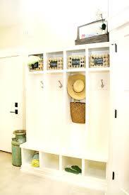 entryway tree coat hanger with storage bench entryway coat