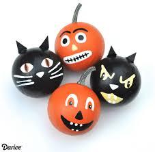 Halloween Supplies Easy Halloween Decorations Pumpkins U0026 Black Cats Darice