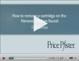 how to repair a price pfister kitchen faucet faq detail