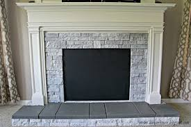 making my stead my house wish list diy faux fireplace