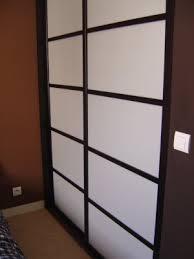 separateur de chambre une séparation de chambre en cloison coulissante