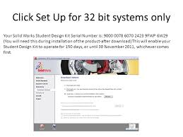 solidworks student design kit solid works 2010 system requirements and