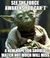 Hope Meme - star wars yoda meme imgflip