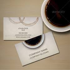 Starbucks Business Cards Coffee Business Card Coffee Business Business Cards And Coffee