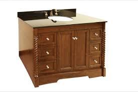 legion furniture 49 single bathroom vanity set with 6 drawer