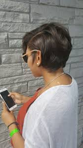 best 25 black hair cuts ideas on pinterest short relaxed hair