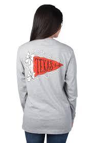 Texas Flag For Sale Final Sale Texas Tech Pennant Flag Long Sleeve U2013 Lauren James