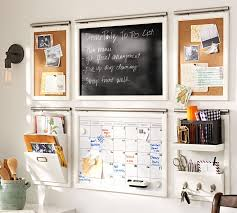 kitchen white board build your own daily system components creamy white pottery barn
