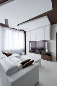 All White Living Room Set Apartment Beautiful Apartment Interior Renovation With Excessive