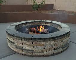 Firepit Insert Pit Ring Insert Metal Pit Ring Insert Pit Ring