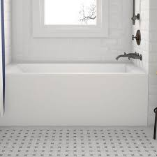 Image Of Bathtub Different Types Of Bathtub Materials To Consider To Uplift Your