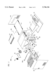 Merco Savory Conveyor Toaster Patent Us5746116 Rapid Toasting Apparatus Google Patents