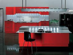 black and red kitchen design top contemporary kitchen designs 2017 kitchen inspiration 356
