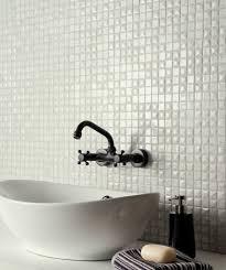 mixt carrara mosaic tile topps tiles bathroom wall tile thought