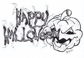 happy halloween drawing asdreamsdie 2017 oct 29 2011