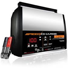 schumacher speedcharge 12 amp battery charger walmart com