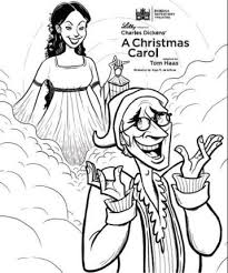 mycarolstory coloring contest indiana repertory theatre