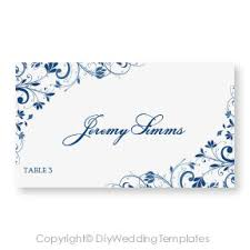 Wedding Place Cards Template 10 Best Images Of Place Card Template Word Printable Placecards