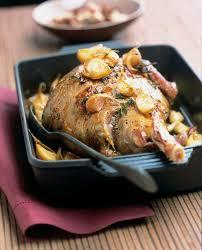 cuisiner un gigot d agneau au four recette gigot aux 40 gousses d ail nouveau