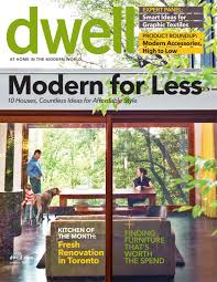 dwell february 2013 vol 13 issue 03 modern for less collection