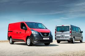 old nissan van nissan nv300 debuts in hannover with new badges lots of choices