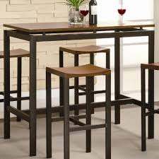 Bar Height Kitchen Table And Chairs Bar Table In Kitchen Idea With Small Bar Table And Modern Stools