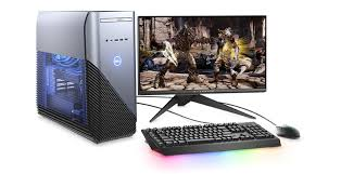 Gaming Desk Top Inspiron 5680 Vr Ready Gaming Desktop Dell United States