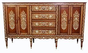 Wohnzimmerschrank Vintage Antik Indische Schrank Lowboard Antique Vintage Indian Anglo
